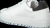 Witte NUBIKK Lage sneakers JAGGER NAYA  - small