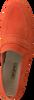 Oranje PAUL GREEN Loafers 2504 - small