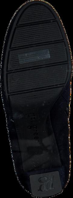 Blauwe PAUL GREEN Enkellaarsjes 9167  - large