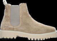 Grijze NUBIKK Chelsea boots LOGAN RAI  - medium
