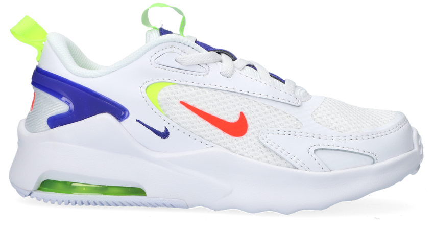 Witte NIKE Lage sneakers AIR MAX BOLT (PS)  - larger