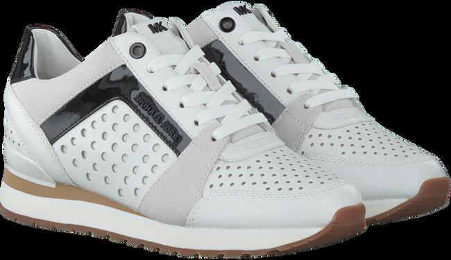 Witte MICHAEL KORS Sneakers BILLIE TRAINER  - large