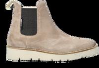 Beige FLORIS VAN BOMMEL Chelsea boots 85692  - medium