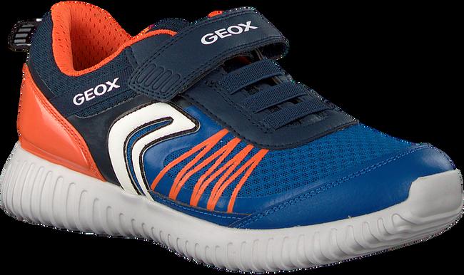 blauwe GEOX Sneakers J826TC  - large