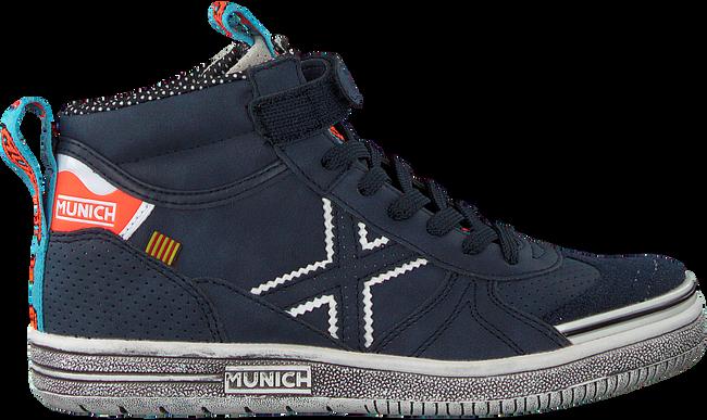 Blauwe MUNICH Hoge sneaker G3 BOOT  - large