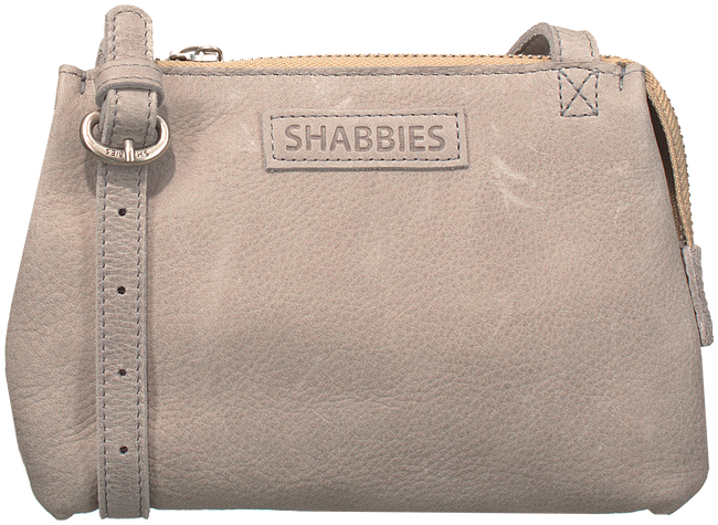 Grijze SHABBIES Schoudertas 261020033 - large
