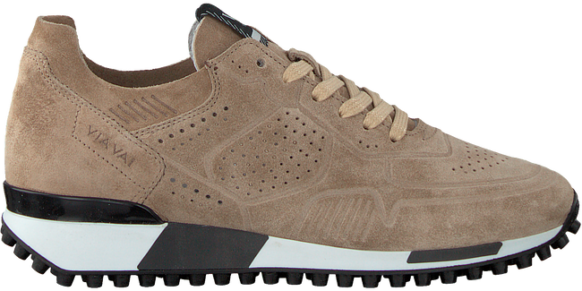 Beige VIA VAI Sneakers GIULIA SLIM - large