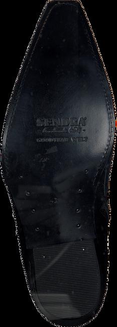 Zwarte SENDRA Cowboylaarzen 12185P  - large
