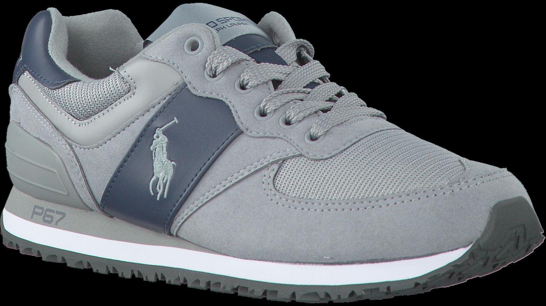 f62256fbbb7 Grijze POLO RALPH LAUREN Sneakers SLATON PONY. POLO RALPH LAUREN. -70%.  Previous