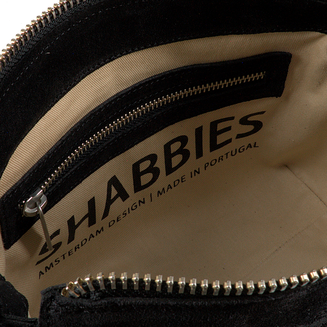 Zwarte SHABBIES Schoudertas 261020111  - large