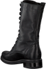 NIKKIE VETERBOOTS HIGH BRANDED LACE BOOTS - small