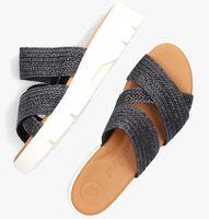 Zwarte PAUL GREEN Slippers 7696  - medium