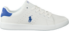 Witte POLO RALPH LAUREN Sneakers QUILTON - small