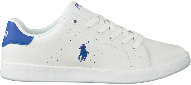 Witte POLO RALPH LAUREN Sneakers QUILTON - large