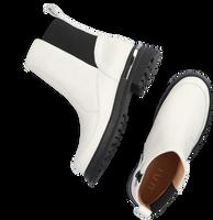 Witte UNISA Enkelboots SAIL  - medium