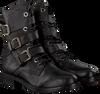 Zwarte OMODA Biker boots 167K SOLE KIRA - small