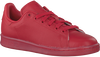 Rode ADIDAS Sneakers STAN SMITH DAMES  - small