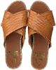 Cognac KANNA Slippers 20191  - small