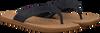 blauwe UGG Slippers SEASIDE FLIP  - small