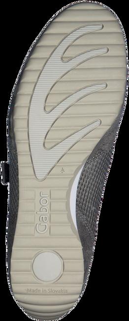 Zilveren GABOR Sneakers 86.352  - large
