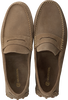 Taupe MAZZELTOV. Loafers 32008  - small