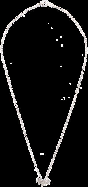 Zilveren ALLTHELUCKINTHEWORLD Ketting FORTUNE NECKLACE THREE STARS - large
