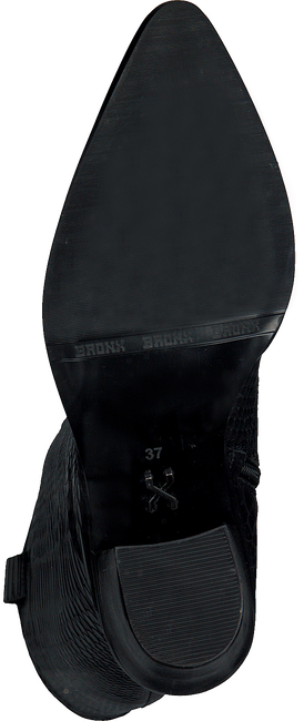 Zwarte BRONX Hoge laarzen NEW-AMERICANA 14198  - large