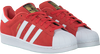 Rode ADIDAS Sneakers SUPERSTAR HEREN  - small