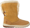 Camel TIMBERLAND Hoge laarzen TODDLE TRACKS BOOTIE - small