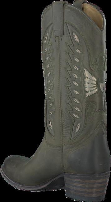Groene SENDRA Lange laarzen 8850  - large