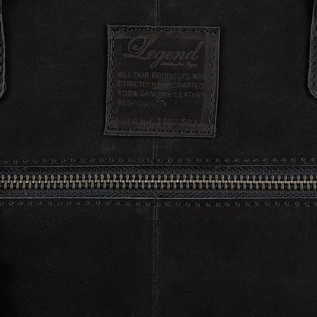 Zwarte LEGEND Handtas ORTA - large