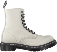 Witte DR MARTENS Veterboots 1460 PASCAL HDW  - medium