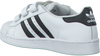 Witte ADIDAS Sneakers SUPERSTAR CF C - small