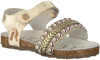 Gouden REPLAY Sandalen SAN FRANCISCO  - small