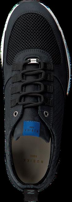 Zwarte NUBIKK Sneakers ELLIS RUNNER PYTHON  - large