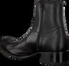Zwarte SENDRA Enkellaarsjes 15842P - small