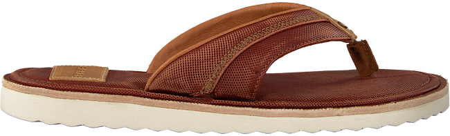 cognac REHAB Slippers RAOUL  - large