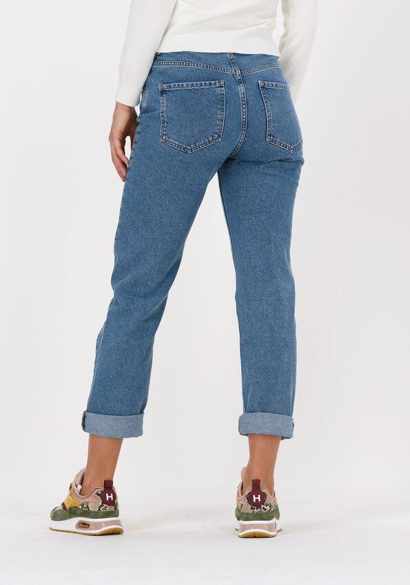 Blauwe ENVII Mom jeans ENBRENDA JEANS MID BLUE 6513 - larger