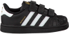 Zwarte ADIDAS Sneakers SUPERSTAR CF  - small