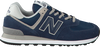 Blauwe NEW BALANCE Sneakers ML574 MEN - small