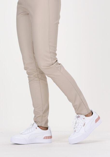 Witte PUMA Lage sneakers CARINA LIFT METALLIC POP WNS - large