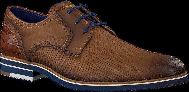 Cognac BRAEND Nette schoenen 15700 - large