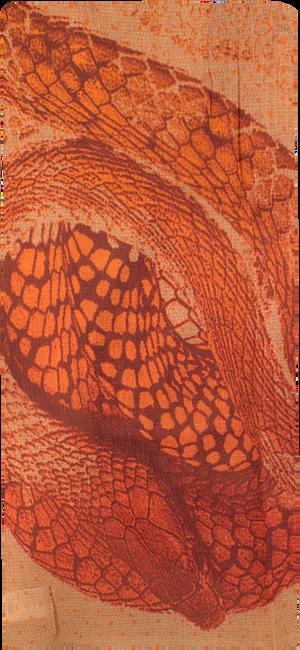 Oranje I LOVE MY MOMENT Sjaal BETSY - large