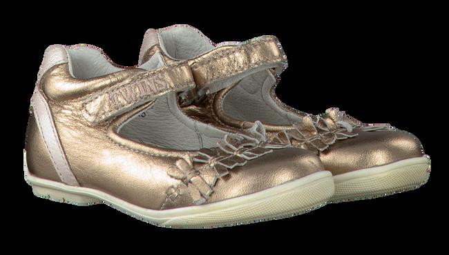 Gouden TWINS Ballerina's 315211  - large