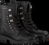 Zwarte CLIC! Veterboots 9582  - small