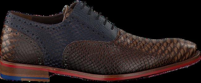 Bruine FLORIS VAN BOMMEL Nette schoenen 19103  - large