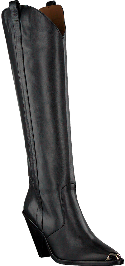 Zwarte TORAL Hoge laarzen 12537  - larger