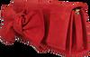 Rode PETER KAISER Clutch LORETTE - small