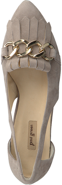Beige PAUL GREEN Ballerina's 3587  - large
