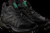 Zwarte RED-RAG Sneakers 13331  - small